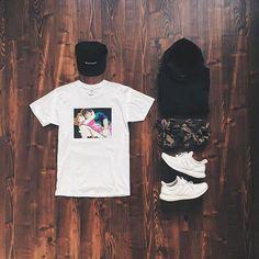 WEBSTA @ wdywt - or: #WDYWTgrid by @raadius#mensfashion #outfit #ootd: #Supreme #JohnElliott: #Zara: #Adidas #UltraBoost#WDYWT for on-feet photos#WDYWTgrid for outfit lay down photos•
