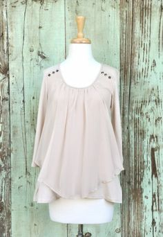 In the Mood for Romance Top, $38