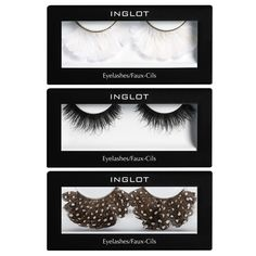 Eyelashes Sampler Set