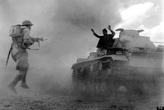 Desert Rats To Lose Tanks In MoD Shake-Up Despite WWII El Alamein ...