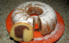 Toffee Bars, Bunt Cakes, Czech Recipes, No Bake Cake, Bagel, Doughnut, Bread Recipes, Sweet Recipes, Muffin