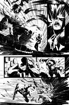 Indestructible Hulk #10 - page 13 by MatteoScalera.deviantart.com on @deviantART