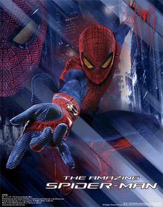 3d Amazing Spiderman