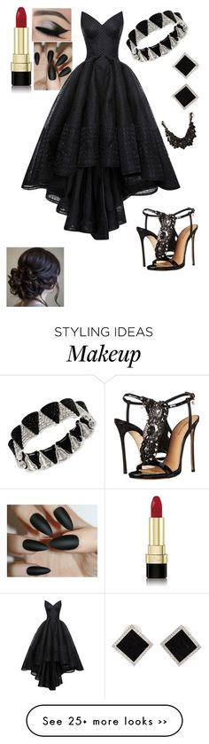 """""""black beauty"""" by heart1307 on Polyvore"""