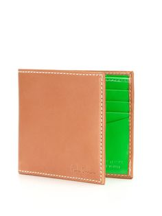 Wallet for men by Paul Smith