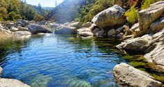 Here Are 11 Northern California Swimming Holes That Will Make Your Summer Epic-3. South Fork of the Yuba River, Auburn