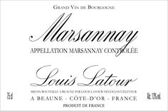 Marsannay Rouge 2013 - Maison Louis Latour