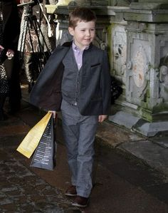 Prince Christian, son of The Crown Princess and Princess of Denmark