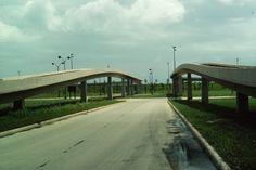DFW guideway #retrotransportation  #advancedtransit