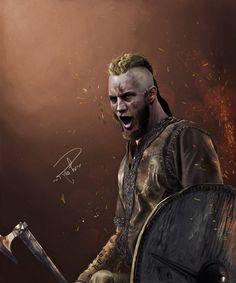 Viking Ragnar Lodbrok