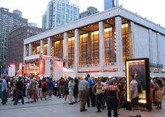 New York State Theater, Midsummer Night Swing, Lincoln Center for the Performing Arts, Upper West Side, Manhattan, June 16, 2004