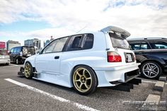 time attack Nissan Pulsar