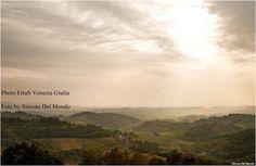 19 ottobre 2013, uno dei balconi delle nostre terre: San Floriano del Collio (GO) — con Simone Del Mondo