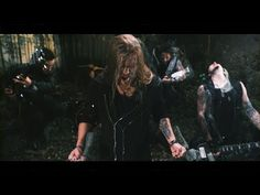 THROUGH FIRE - Where You Lie (Official Music Video) - YouTube