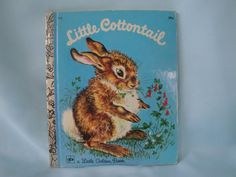 Little Cottontail Book/Little Golden by TheVillageCorner on Etsy