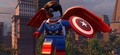 Resultado de imagen para lego marvel super heroes