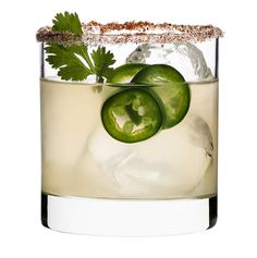 My go-to cocktail, any day. Jalapeno margarita: A little spice (thank you, jalapeno), adds a kick to this cocktail.
