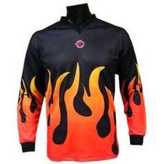 CROSSFIRE Custom Soccer Goalie Jerseys BLACK AXL