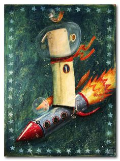 Robert Romanowicz illustration