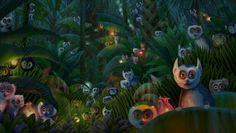 Madagascar | The Art of Yoriko Ito