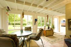 sunrooms | California Sunrooms | Sun Room Additions | Specialty Sunrooms | Four ...