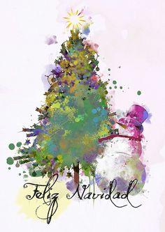 Feliz Navidad. Catalina Salas