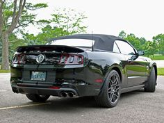2014 Ford Mustang Shelby GT500 is like the world's wildest roller coaster. #cars #Ford #Mustang