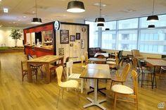 ヤフージャパン 社員食堂 - Google 検索