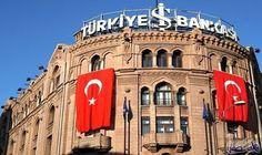 """""""المركزي التركي"""" يتوقع ارتفاع معدل التضخم من 7 إلى 10%: رفع البنك المركزي التركي توقعاته لمعدل التضخم في نهاية العام الجاري من 7 في المائة…"""