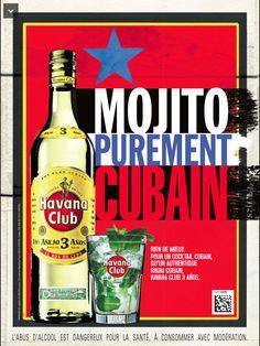 Publicité Havana Club