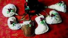 Karácsonyfa dísz 1