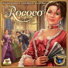 Rococo   Board Game   BoardGameGeek