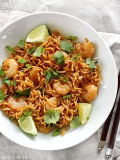Shrimp Dragon Noodles Lime Shrimp Dragon Noodles are a fast, easy, and inexpensive alternative to take out.Lime Shrimp Dragon Noodles are a fast, easy, and inexpensive alternative to take out. Ramen Recipes, Seafood Recipes, Asian Recipes, Cooking Recipes, Healthy Recipes, Ethnic Recipes, Aloo Recipes, Budget Recipes, Fish Recipes