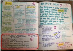 Looking for ways to go deeper with God this year? Check out these Bible study hacks that will forever change the way you explorescripture.  1. Scripture Color Coding This is a great way to organize your reading visually! With color coding you can break down the scriptures according to promises, warnings, key terms or however you'd like. Just grab your favorite set of highlighters and go to town! Source: Pinterest  2. Printable Bible Tabs Anyone who's picked up a Bible is familia...