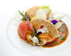 Alain Ducasse Beauty on a plate