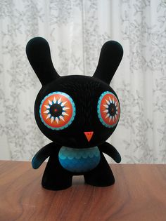 Dievas Dunny - Nathan Jurevicius. I have him. He's amazing.