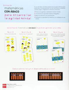 Matemáticas con ábaco. 5 Primaria: Amazon.es: Javier Bernabeu, Diego Burdio, Juan Antonio Rocafort, Macus (Mari Cruz) Romero Rodriguez: Libros