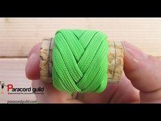 4 pass Spanish ring knot - YouTube