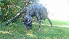 Halloween Creatures, Lion Sculpture, Statue, Art, Art Background, Kunst, Performing Arts, Sculptures, Sculpture