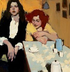 Milt Kobayashi - The Last Cup | Oil | 18 x 18