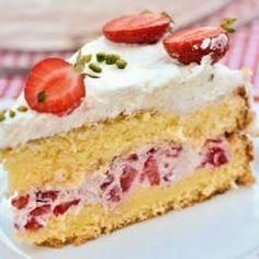 Coca-Cola mixed with cherry gelatin makes this rich Cherry Vanilla Coke Poke Cake full of flavor in every bite. Strawberry Cream Cheese Pie, Strawberry Tiramisu, Strawberry Cheesecake, Mini Cakes, Cupcake Cakes, Cupcakes, Cream Cheese Coffee Cake, Cake Recipes, Dessert Recipes
