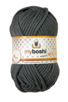 Myboshi No.3 100% Merinowolle 4,95 €