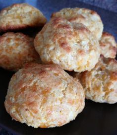 Chickpea cheesy biscuits. MADE Mar 2016. doubled recipe. used 1 cup each sharp cheddar & romano. Subbed greek yogurt for sour cream, used 2 cups. added 1/2 cup whole milk. Didn't rise much. Very Tasty.
