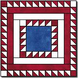 Massachusetts block by Marcia Hohn, Quilter's Cache