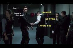 Hydra is Bad Ward. Tumblr.