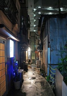 夜散歩のススメ「大井町緑道脇商店街」東京都品川区
