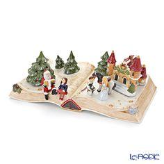 Villeroy+&+Boch+Christmas+Toys+Memory+Book+of+fairytales+Cinderella+39x19,5x14cm+5957