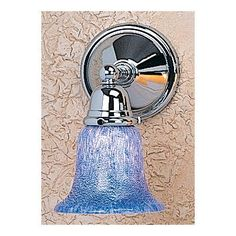 Arroyo Craftsman Berkeley 1 Light Wall Sconce Finish: Pewter, Shade Color: Rain Mist