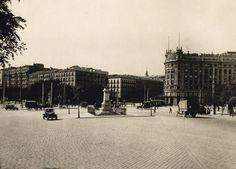 Glorieta de Atocha, 1929 Ferriz. Museo Municipal (Madrid)