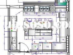 Commercial Kitchen Design Layout free commercial kitchen design software | software | pinterest